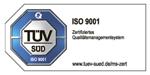 Lunemann´s® leckerer Lieferservice - Logo Tüv ISO: 9001