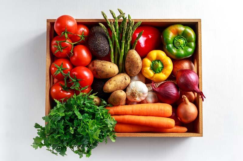 Lunemann´s® leckerer Lieferservice - Gemüse