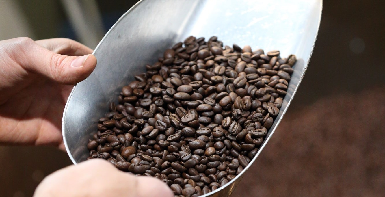 Dinzler Kaffeerösterei Impression