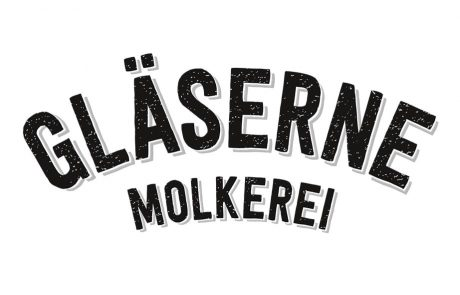 Gläserne Molkerei - Logo