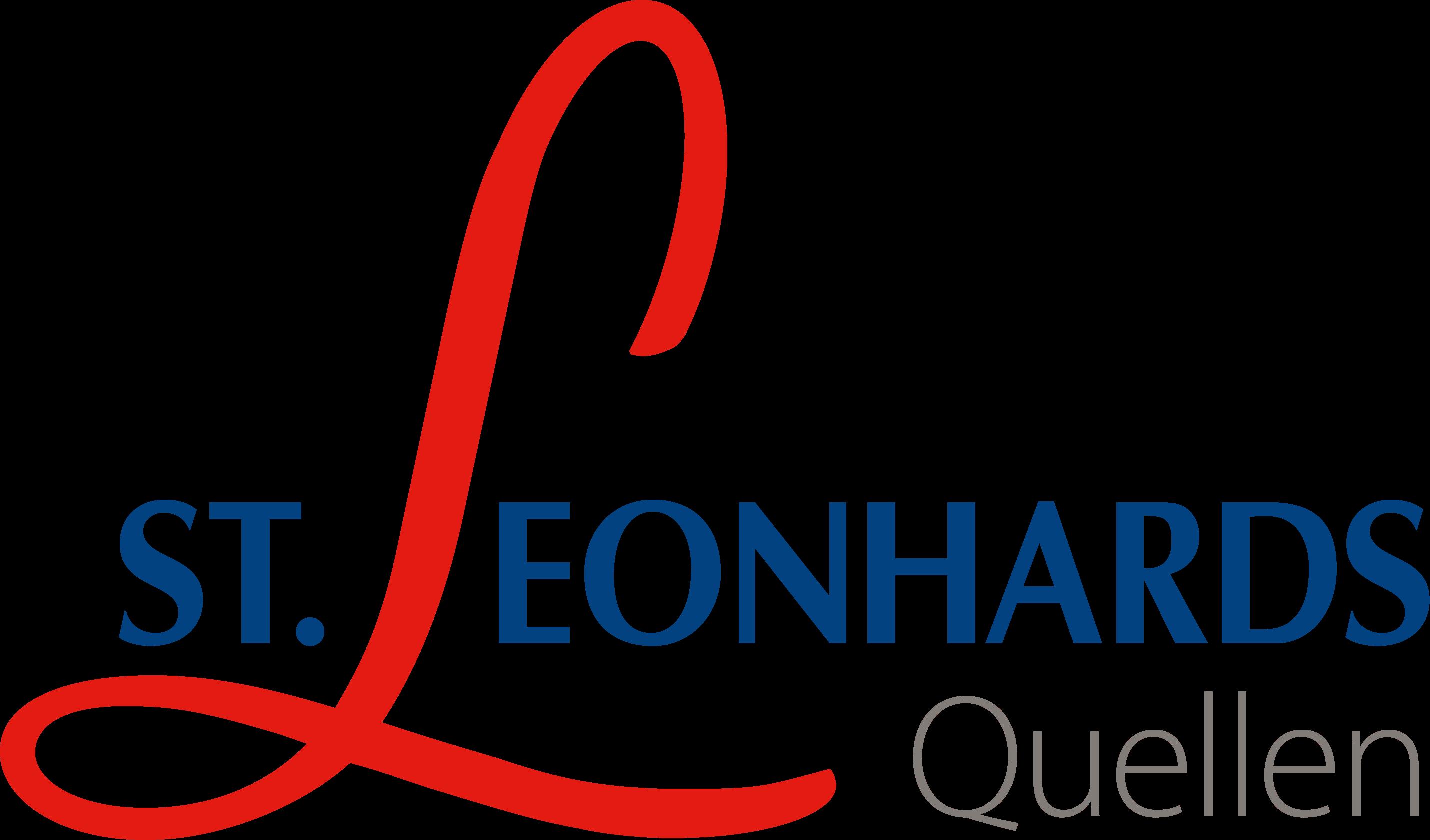 St Leaonhards Quelle - LOGO