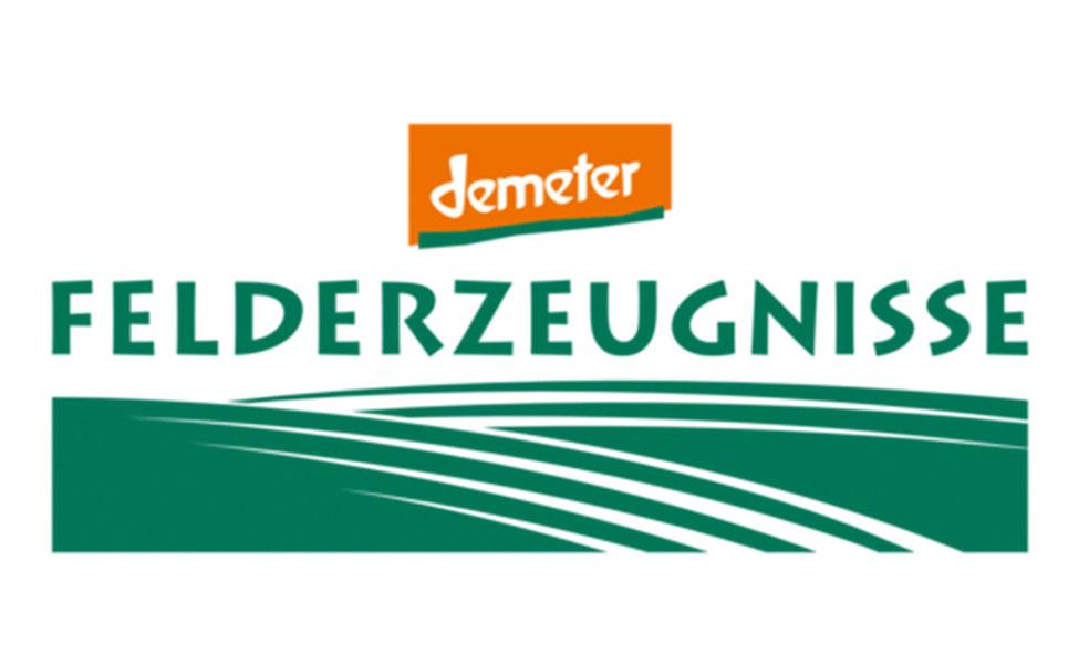 Demeter Felderzeugnisse Logo