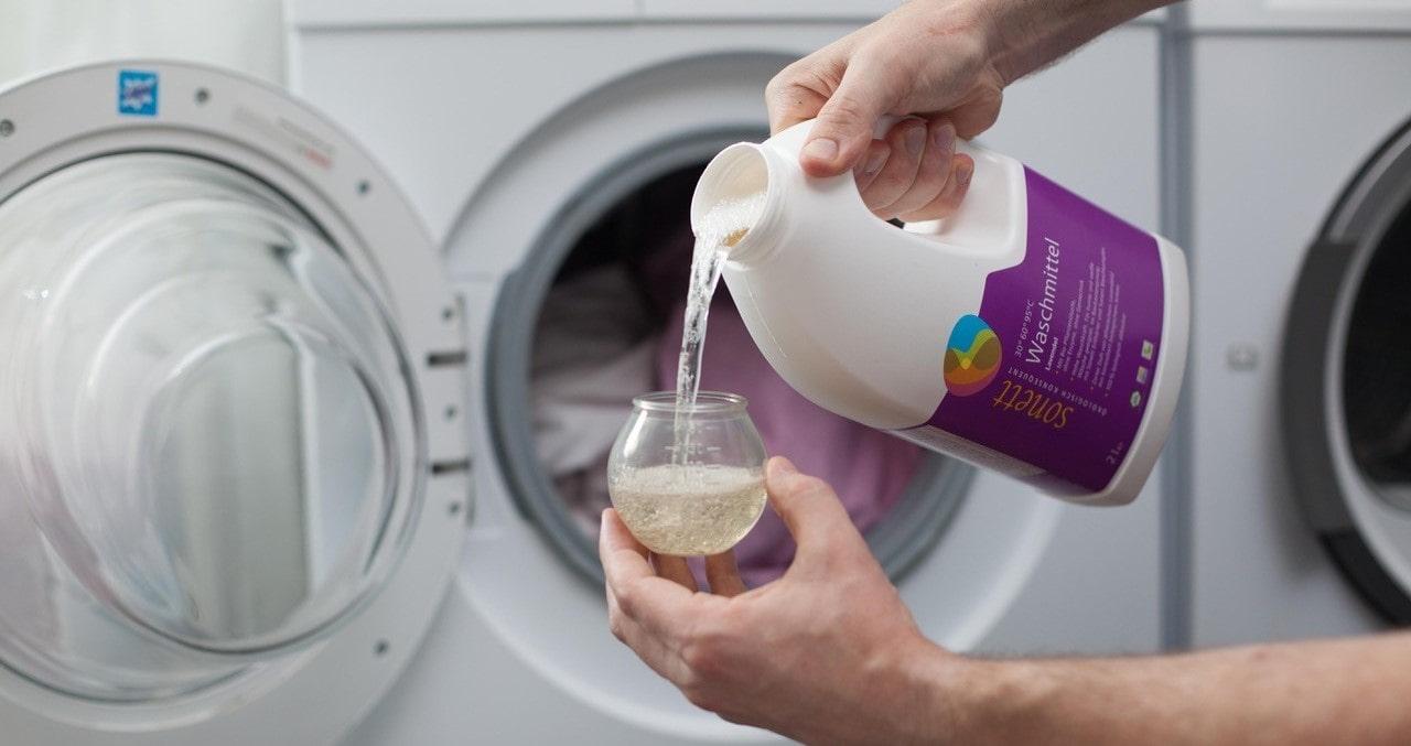 Sonett Waschmittel impression