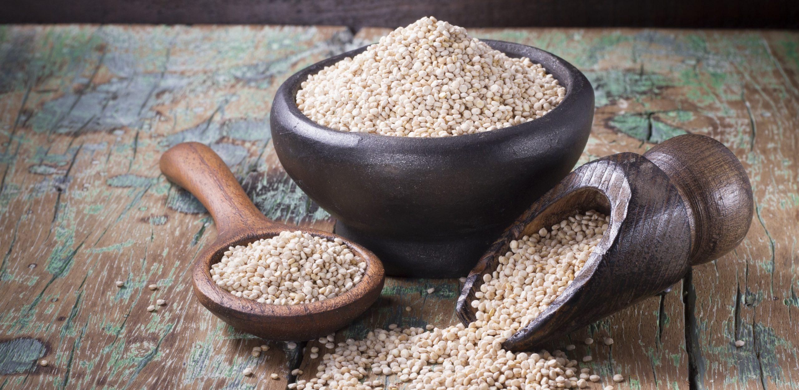 Lunemann´s® leckerer Lieferservice - Quinoa