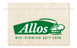 Logo Allos - Bio Partner Lunemann´s leckerer Lieferservice
