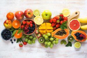 Frisches Obst von Lunemann's Lieferservice aus München
