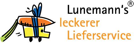 Lunemann´s® leckerer Lieferservice Logo